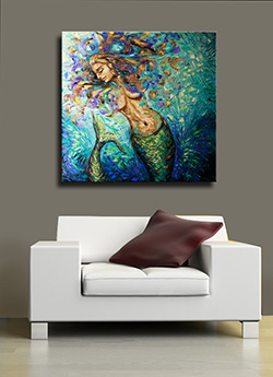 Deep Sea Angel - figurative View 2