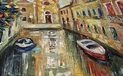 Summer in Venice - landscapes View 4