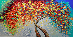 A New Beginning - Sold but Recreatable - tree-art View 1