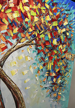 A New Beginning - Sold but Recreatable - tree-art View 4