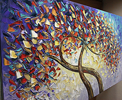 Eternity of the Moment - tree-art View 3